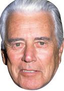 John Forsyth  Tv Celebrity Face Mask