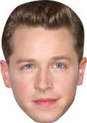 Josh Dallas breakout MH  2017 - TV Celebrity Face Mask