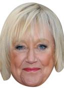 Judyfinnegan1  Tv Celebrity Face Mask