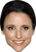 Julia Louis Dreyfus MH 2017  Tv Celebrity Face Mask