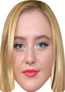 Kathryn Newton MH 2017  Tv Celebrity Face Mask