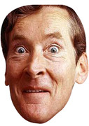 Kenneth Williams  Tv Celebrity Face Mask