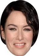 Lena Headey MH 2017  Tv Celebrity Face Mask