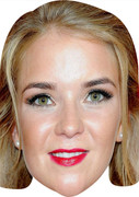 Lorna Fitzgerald MH 2017  Tv Celebrity Face Mask