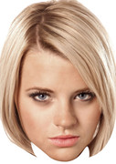 Lucy Beale Eastenders  Tv Celebrity Face Mask