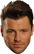 Mark Wright 2017  Tv Celebrity Face Mask