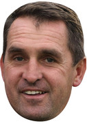 Martin Allen  Tv Celebrity Face Mask