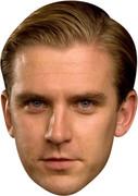 Matthew Crawley (2)  Tv Celebrity Face Mask