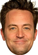Matthewperry  Tv Celebrity Face Mask