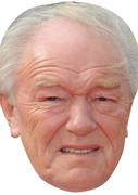 Michael Gambon  Tv Celebrity Face Mask