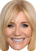 Michelle Collins  Stella  Tv Celebrity Face Mask