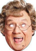 Mrs Brown Amazon  Tv Celebrity Face Mask