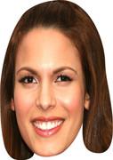 Nadine Velazquez  Tv Celebrity Face Mask
