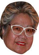 Nancy Lam's Enak Enak  Tv Celebrity Face Mask