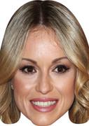 Ola Jordan  MH 2017  Tv Celebrity Face Mask