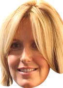 Penny Lancaster 2017  Tv Celebrity Face Mask