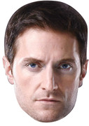Richard Armitage 2017  Tv Celebrity Face Mask
