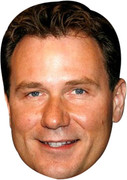 Richard Arnold 2017  Tv Celebrity Face Mask