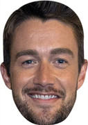 Robert Buckley MH 2017  Tv Celebrity Face Mask