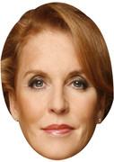 Sarah Fergusson Royal 2017  Tv Celebrity Face Mask