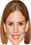 Sarah Rafferty MH 2017  Tv Celebrity Face Mask