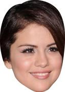 Selena Gomez MH 2017  Tv Celebrity Face Mask