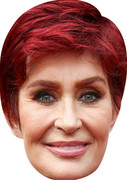 Sharon Osbourne MH 2017 - TV Celebrity Face Mask