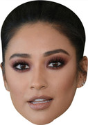 Shay Mitchell 2017 - TV Celebrity Face Mask