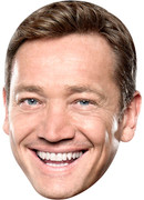 Sid Owen 2017 - TV Celebrity Face Mask