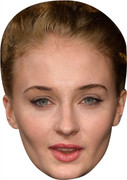 Sophie Turner MH 2017 - TV Celebrity Face Mask