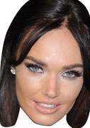 Tamara Ecclestone 2017  Tv Celebrity Face Mask