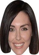 Taylor Cole 2017  Tv Celebrity Face Mask