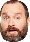 Tom Segura - TV Celebrity Face Mask