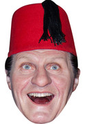 Tommy Cooper 2017  Tv Celebrity Face Mask