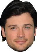 Tom-Welling  2017 - TV Celebrity Face Mask