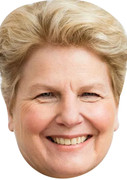 Sandi Toksvig Great British Bake Off Celebrity Face Mask