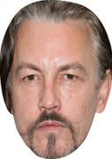 Tommy Flanagan Celebrity Party Face Mask