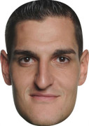 Vito Mannone Celebrity Party Face Mask