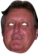 Eric Bristow Darts Face Mask