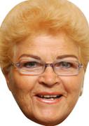 Pat Butcher Eastenders Face Mask
