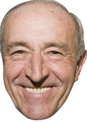 Len Goodman - Strictly Come Dancing Face Mask