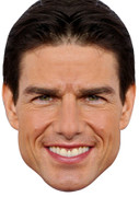 Tom Cruise Face Mask