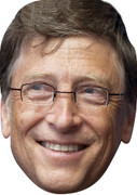Bill Gates Face Masks