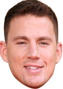 Channing Tatum Face Mask