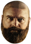 "Bald Alan ""The Hangover"" Face Mask"