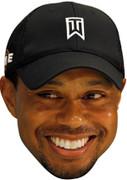 Tiger Woods Golf Face Masks - Golfer Face Mask