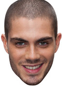 Max George - The Wanted Face Mask