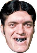 Jaws -  Bond Baddie Face Mask