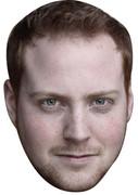 Bradley Branning  Eastenders Face Mask