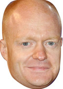 Max Branning - EastEnders Face Mask